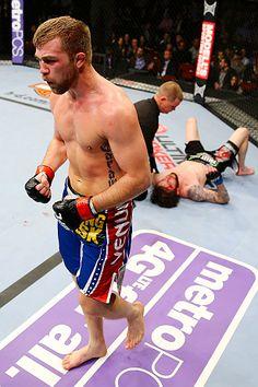 UFC bantamweight Bryan Caraway