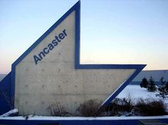 Ancaster [Business Park]: An exploration in three mini-dramas, two snacks and a graveyard Us Travel, Opera House, Explore, Park, Business, Building, Places, Buildings, Parks