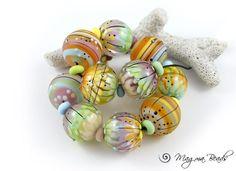 Regis & Trudy Teixera - Magma Beads