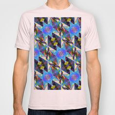 Honeycomb1 C T-shirt by K Shayne Jacobson - $18.00