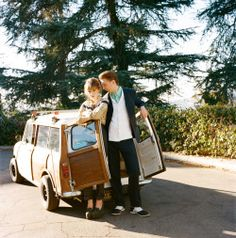zoe kazan and paul dano for l'uomo vogue. by autumn de wilde. Paul Dano Zoe Kazan, Ruby Sparks, Director, Best Couple, Vintage Love, Beautiful Boys, Cute Couples, Gentleman, Cool Photos
