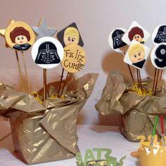 Lollipops Star Wars - Le Decopâtisserie