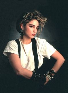 Madonna photographed by Deborah Feingold, 1983.  Photographer Deborah Feingold sat down with the Boston Globe and talked about Madonna and the iconic pictures she took of her.  Deborah released her first-ever anthology, Music, which includes also her...