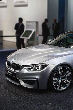 BMW M4 Concept #petrolified