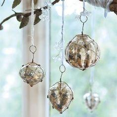 Weihnachtsschmuck 3er Set Clarisse #loberon #christmas #Xmas #Weihnachten
