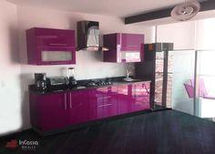 Cocina Mod. LIVERPOOL 2.90m. PRECIO: Diseñada para PARRILLA $10,990 / / / Diseñada para ESTUFA $8,990.