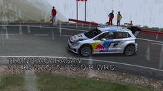 Volkswagen Polo R WRC | Wet Stage Test | Transfagarasan