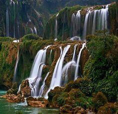 Китай: Великолепные пейзажи Китая (фото)