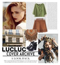 """""""LUCLUC 16"""" by antonija2807 ❤ liked on Polyvore featuring Oris, Retrò and lucluc"""