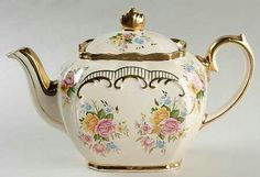 Sadler Cube Teapot