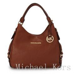 #style Michael Kors Bedford Large Navy Shoulder Bags Check out the website for more.