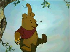11 Steps To A Better You, By Winnie the Pooh lesson 7 spend time getting acquainted with nature