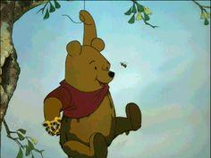 Steps To A Better You,  Breng tijd door in de natuur en geniet van alles om je heen! #Winnie the Pooh