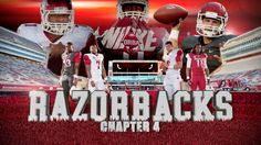 Arkansas Video Series -  Razorback Football Experience: Chapter 4