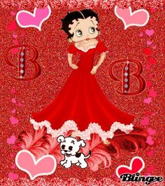 Image result for betty boop monday