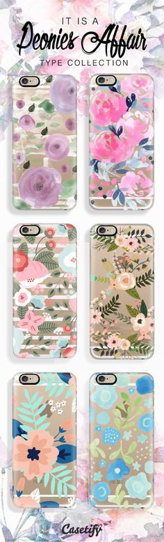 Having a Peonies Affair at the moment. Shop them all: http://www.casetify.com/artworks/GFER6O4MNF