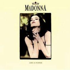 Like a Prayer Single 1989
