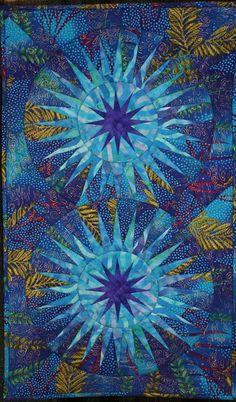 Kimberly Palkowetz - Underwater Stars