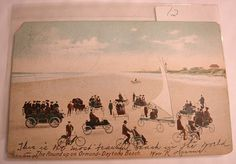 Vintage Early Transportation postcard Bicycle by NeatstuffAntiques, $15.00