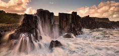 Old Bombo Quarry, Kiama, Australia Waterfall, Surfing, Australia, Photography, Outdoor, Photos, Outdoors, Photograph, Pictures