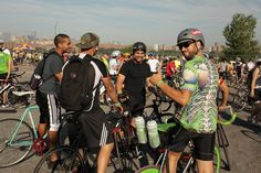 Epic Ride - The Arrivals Ecogold Environmental Fund Sponsorship Event