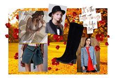 """Autumn"" by tichia-b on Polyvore featuring moda"