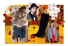 """Autumn"" by tichia-b on Polyvore featuring moda"