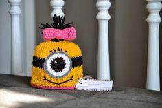 Knotty Knotty Crochet: Minions oh minions! FREE PATTERN!