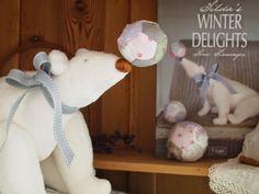 parizankounavikend: Iba môj Tilda ľadový medveď