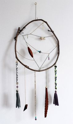 gorgeous dream catcher by Thief and Bandit