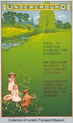Poster 1983/4/27 - Poster and Artwork collection online from the London Transport Museum
