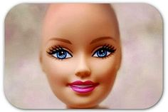 Best thing I have heard in a while. Barbie going bald for children dealing with hair loss due to chemotherapy! What about children that have hair loss due to other illness? I wish they sold them in stores! Barbie Go, Barbie World, Going Bald, Kids Health, Breast Cancer Awareness, Hair Loss, Fashion Dolls, Little Girls, Iphone