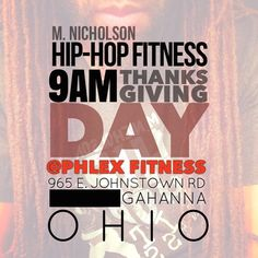 Dance Online, Mike Nichols, Giving Day, Dance Fitness, Hiphop, Ohio, Psychology, Thanksgiving, Let It Be