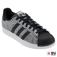 #Adidas Superstar Snake Pack Tamanhos: 40.5 a 44  #Sneakers mais informações: http://www.inmocion.net/Adidas-Superstar-Snake-Pack-S81728-249-pt?utm_source=pinterest&utm_medium=S81728-249_Adidas_p&utm_campaign=Adidas