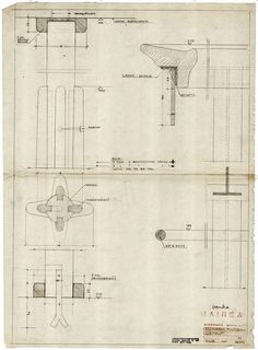 Alvar Aalto's Villa Mairea section detail - Google Search