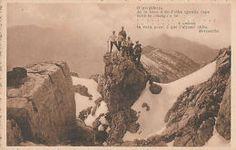 """Cartolina viaggiata poesia Bertacchi 2° Montagna 19° Batteria Zona di Guerra 915 """"   In vendita su Delcampe"""""""