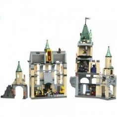 Harry Potter LEGO Hogwarts Castle..we want to try building this one day as a family!