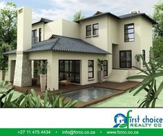 Although First Choice Realty CC specialise in building homes for everybody on a low budget, we are able to build more elite establishments for executives and people who would like a little more. Contact us for more information in this regard. Wooden Window Frames, Wooden Windows, Design Your Own Home, First Choice, Building A House, Building Homes, Build Your Dream Home, Can Design, House Plans