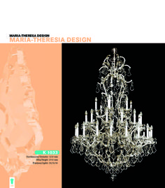 Maria Theresia Design Finest Chandeliers - 28
