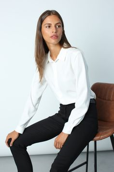 Simple Shirts, Covered Buttons, Certificate, Environment, Polish, Studio, Blouse, Jeans, Health