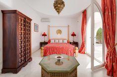 Arabic Style Bedroom Villa Ibiza Holiday Home