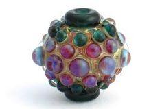 bumpy glass eye beads - Google-haku