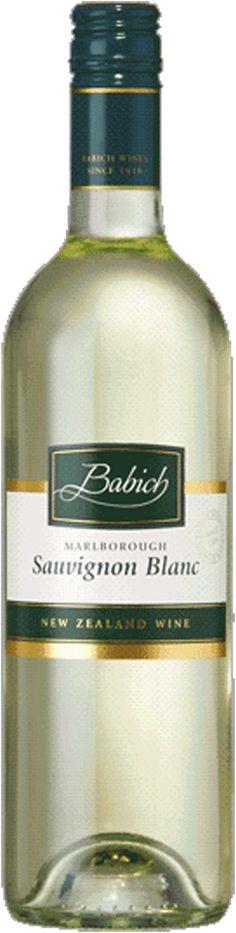 Babich Sauvignon Blanc - 845909 | Manitoba Liquor Mart