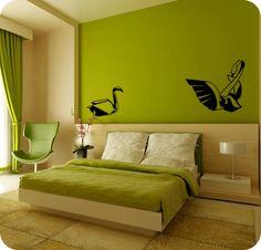 Para dar serenidad y sosiego a tu habitación o a cualquier zona destinada al relax después de un día de duro trabajo.