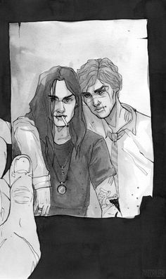 "Are you ready to cry? ""Remus just found an old school photo and looked at Sirius for the first time after his death"""