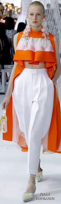 Depolzo SS2017 Women's Fashion RTW   Purely Inspiration