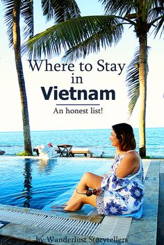 A list of recommended places to stay whilst in Vietnam, including Hanoi, Sapa…