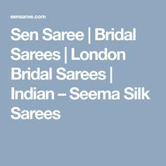 Buy sarees online - bridal sarees, party wear sarees, designer sarees, salwar suits online of latest designs at attractive prices Salwar Suits Online, Buy Sarees Online, Bridal Sarees, Party Wear Sarees, Silk Sarees, Indiana, London, Stuff To Buy, London England