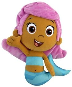 Nickelodeon Plush Bubble Guppies Molly:Amazon:Toys & Games