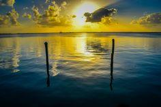 https://flic.kr/p/U7memQ | Sunset on the Lagoon at La Isla Shopping Village - Cancun Mexico | Sunset on the Lagoon at La Isla Shopping Village - Cancun Mexico
